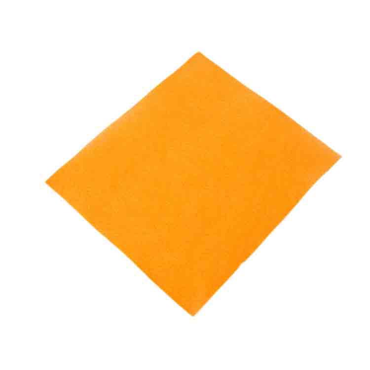 oranžová plsť 5