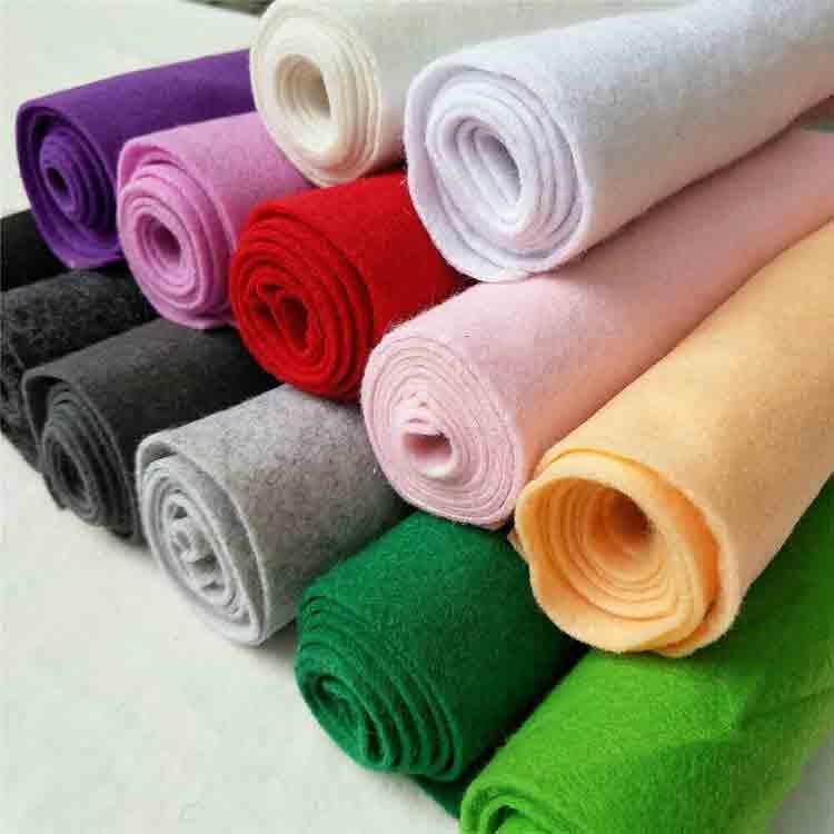 rolls of felt fabric 2