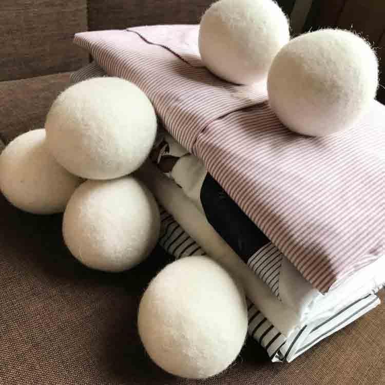white felt balls 5
