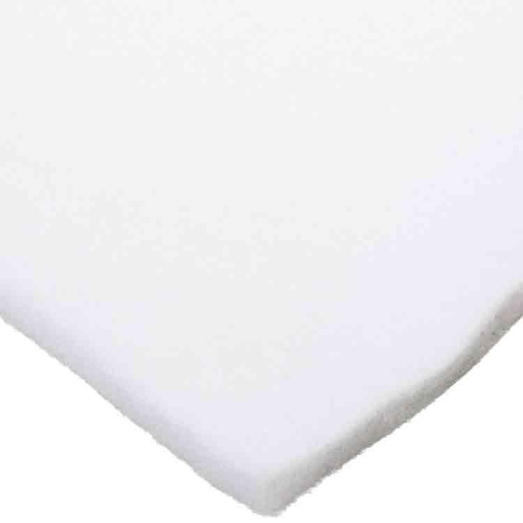 white felt fabric 3