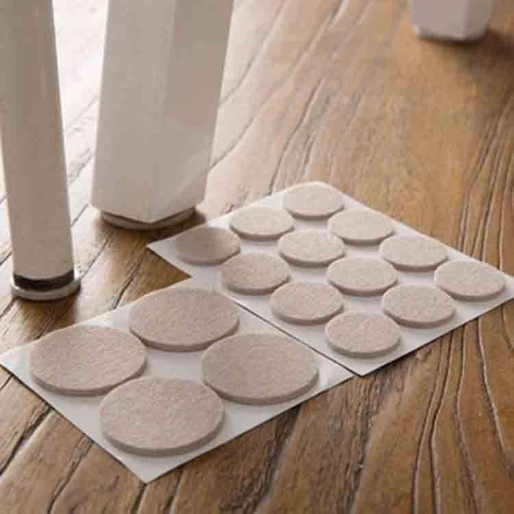 adhesive furniture pads