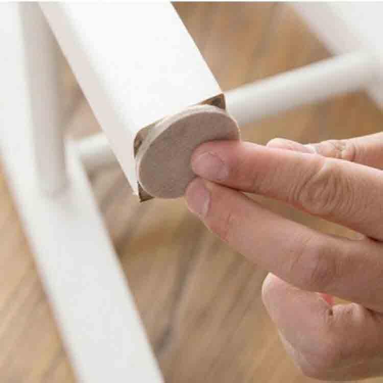 felt furniture sliders 1