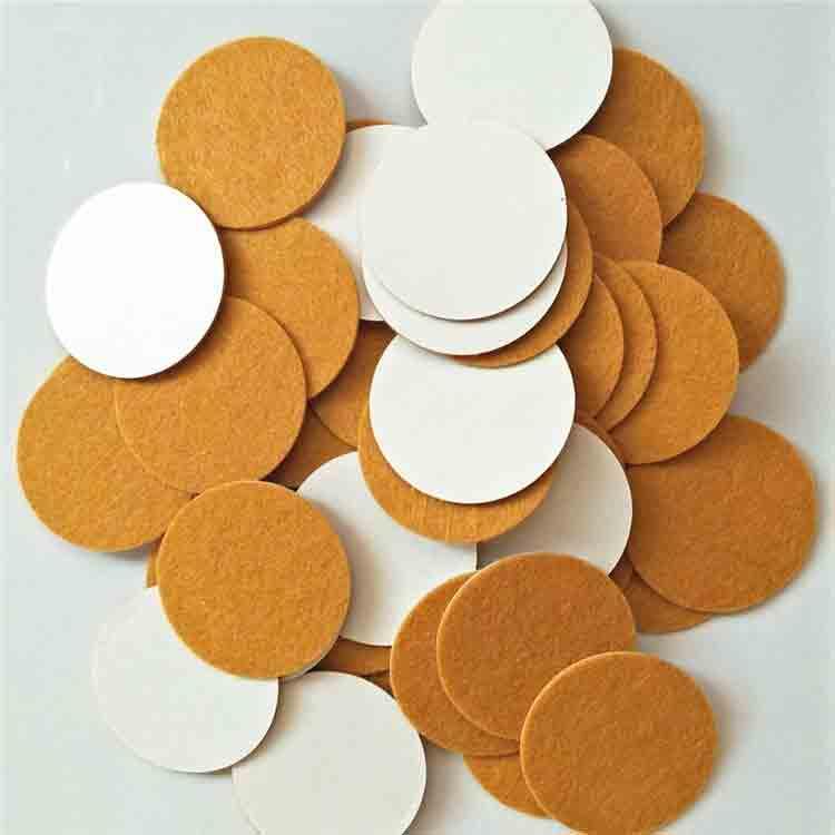 round felt pads