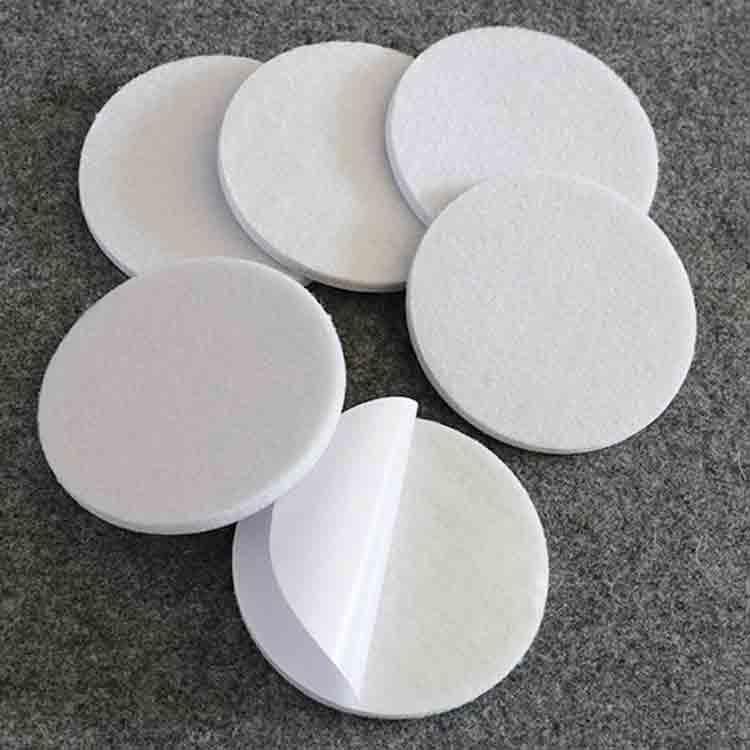 sticky felt pads
