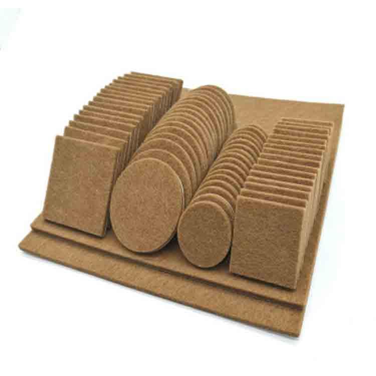 thick felt pads