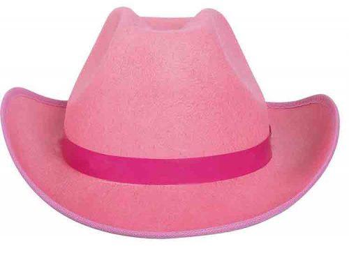 5 inch brim felt cowboy hat