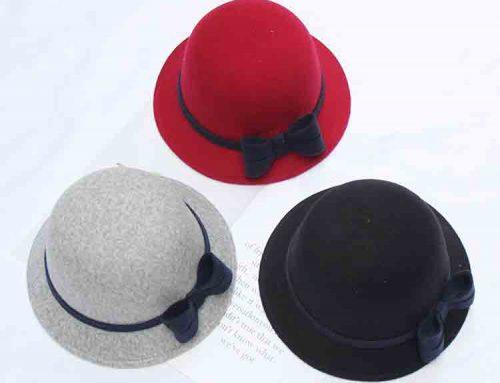 baby felt hat