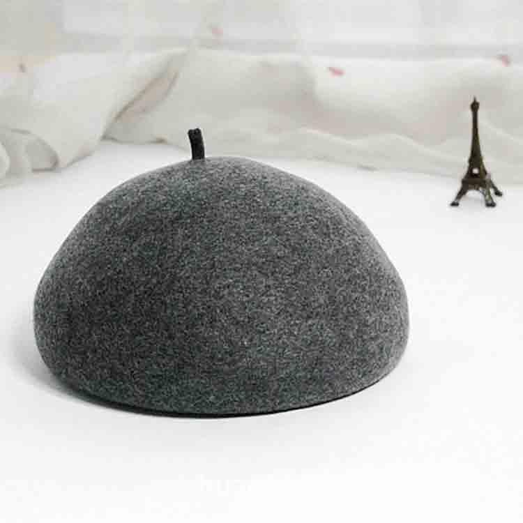 black felt beret 4