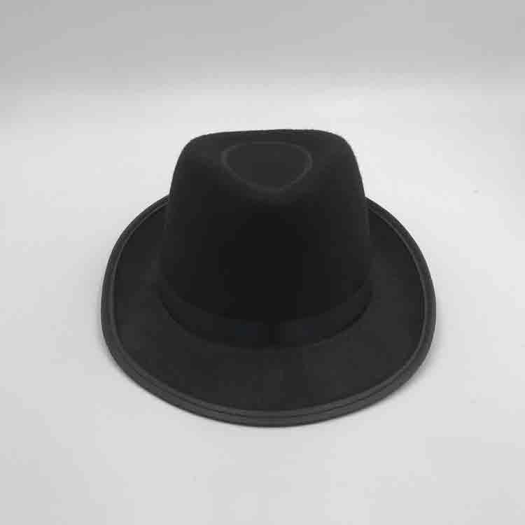 black felt cowboy hat 4