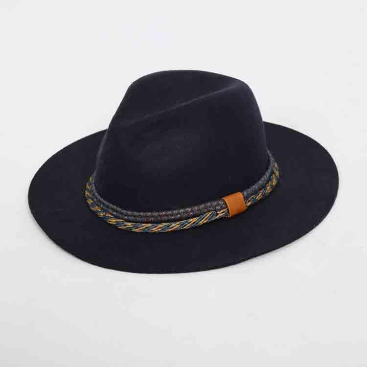 black felt floppy hat 4