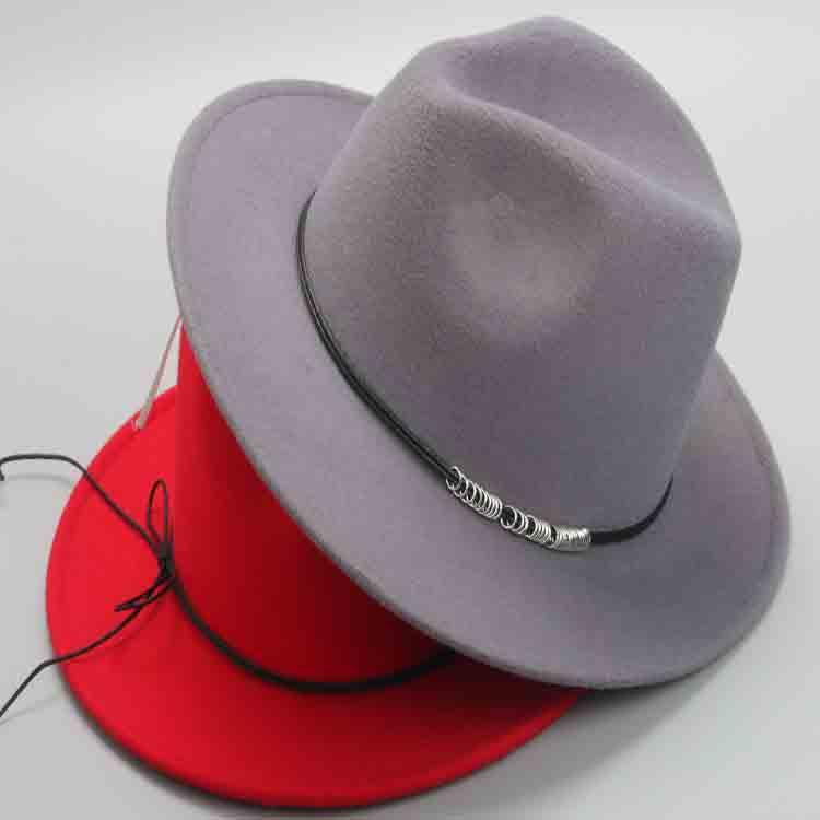 custom felt hats
