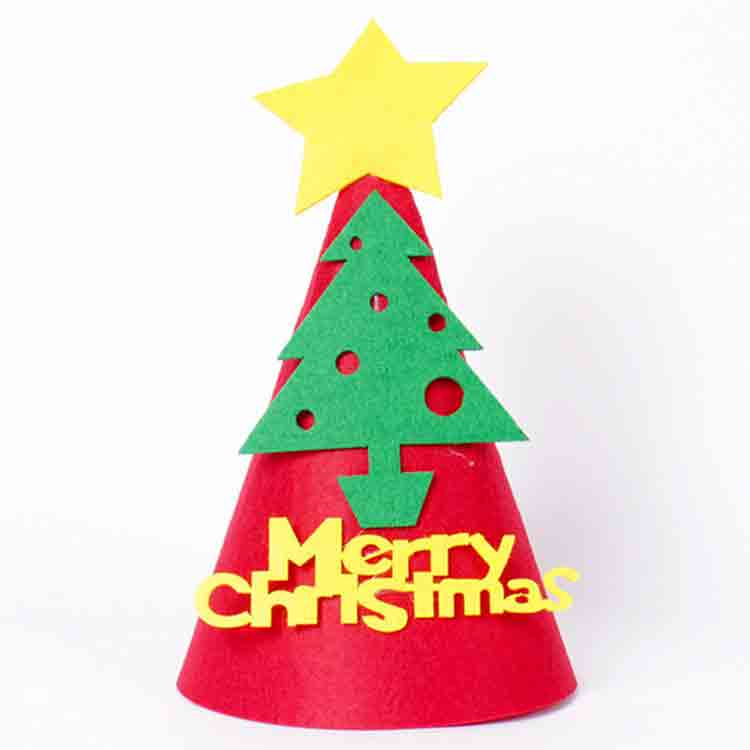 feltru cappellu di Natale 5