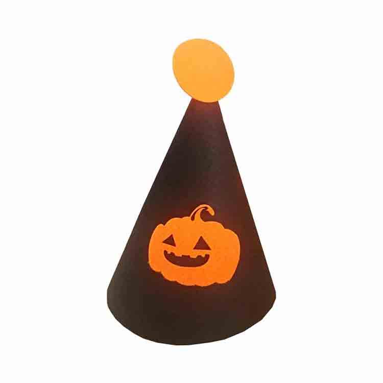 felt halloween hats 1