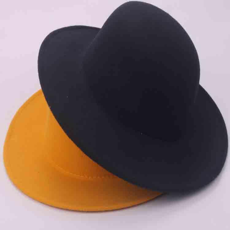 felt hat in summer 1