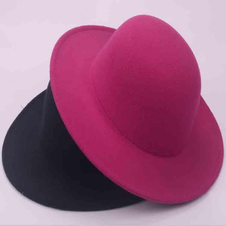 felt hat in summer 2