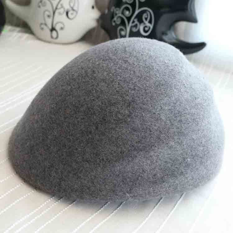 felted wool beret 4