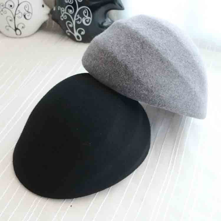 felted wool beret 6