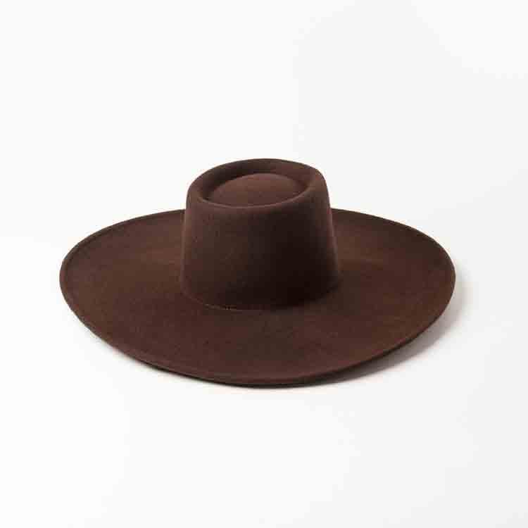 fur felt fedora hat 1