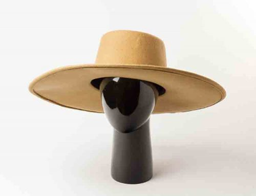 fur hest fedora hat