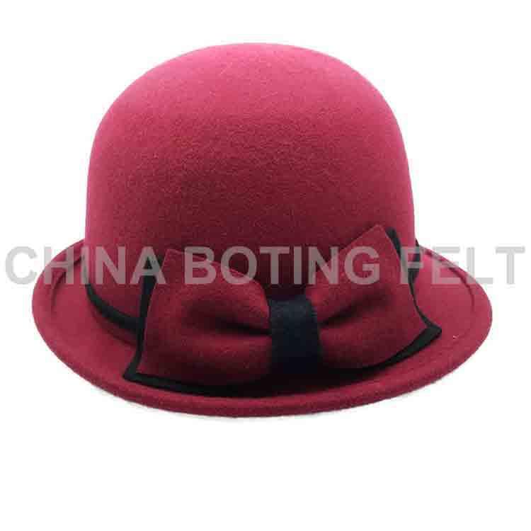girls felt hat 1