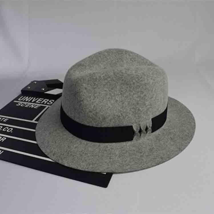 grey felt hat 4