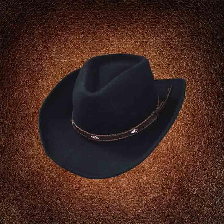 mens felt cowboy hats 2