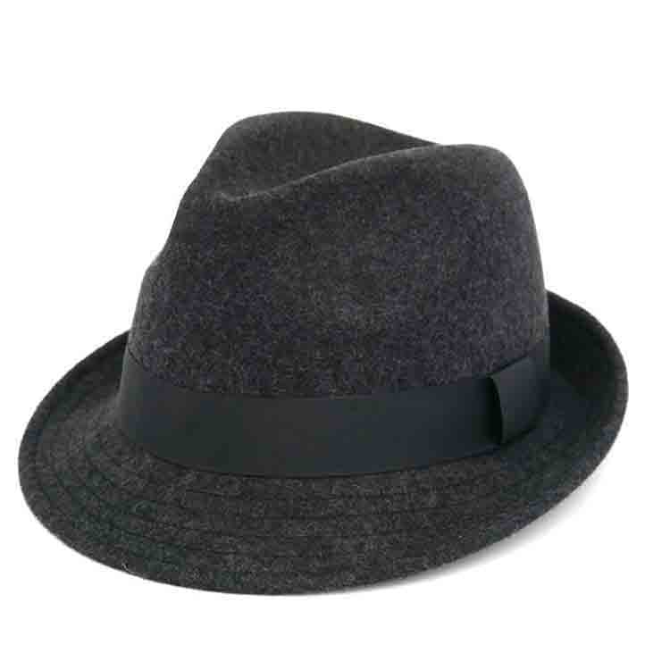 mens felt hat styles