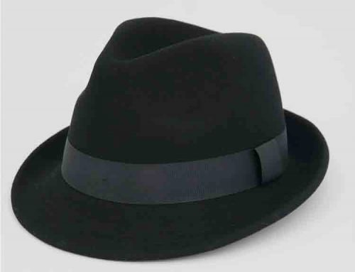 mens floppy felt hat