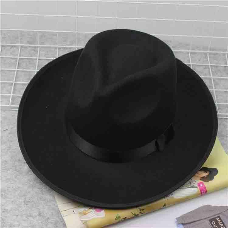 mens wool felt fedora hats 1