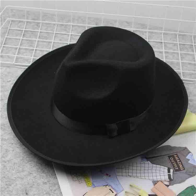 mens wool felt fedora hats 2