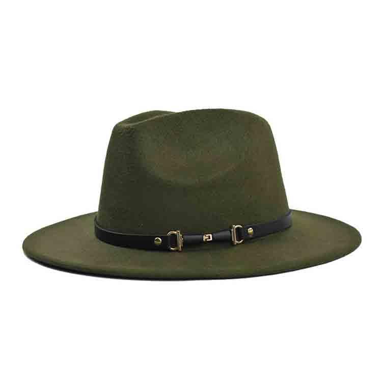 needle felted hat 1