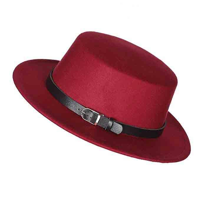 red felt hat 2