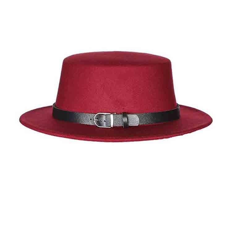 red felt hat 3