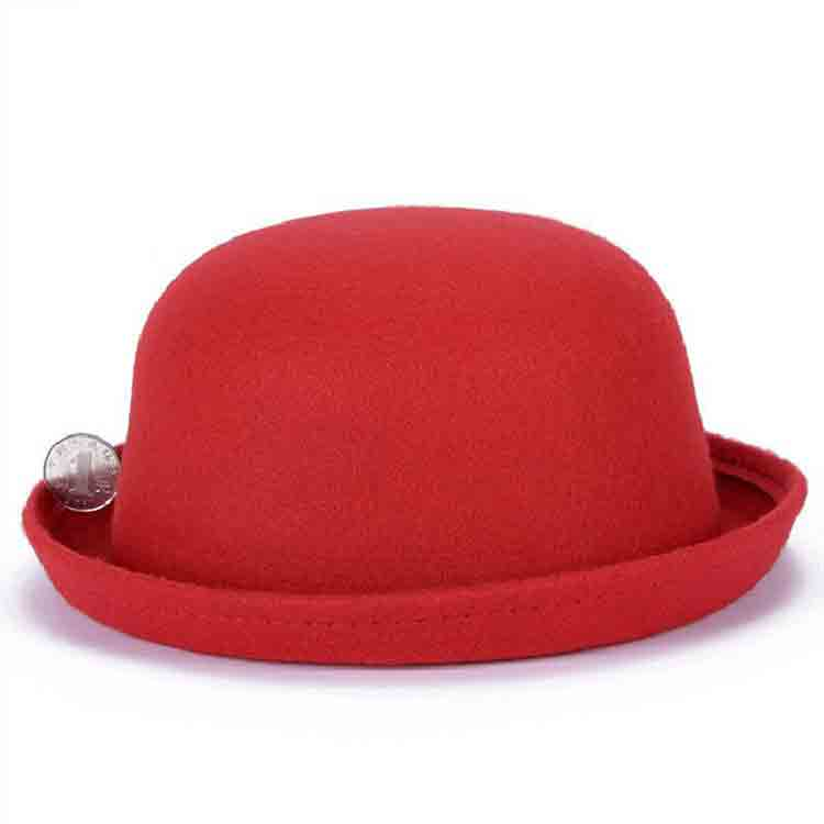 red felt hat 4