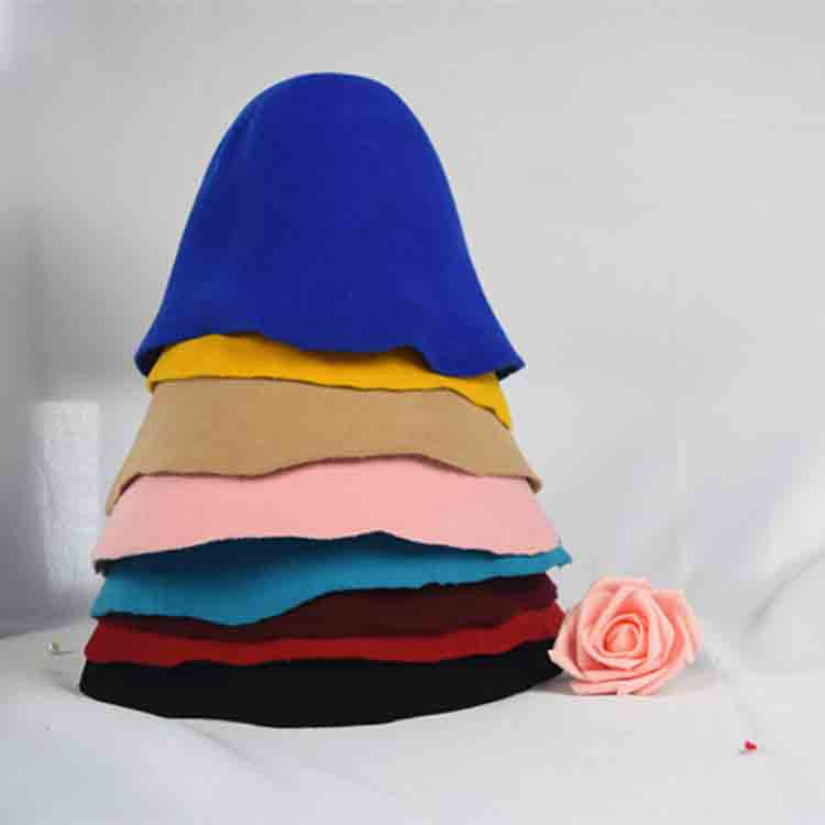 unblocked felt hat bodies 2