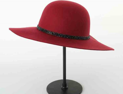 womens felt floppy hat