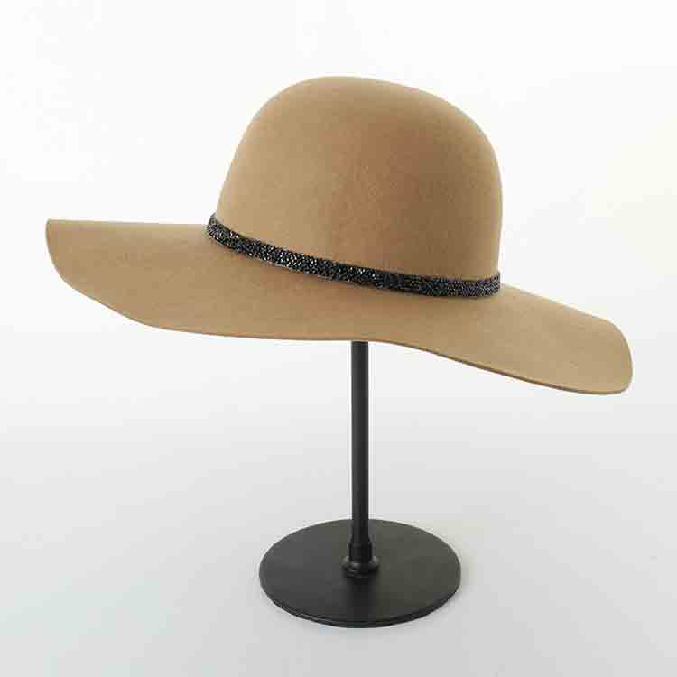 womens felt floppy hat 2