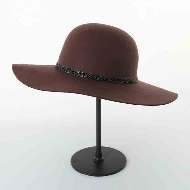 womens felt floppy hat 3