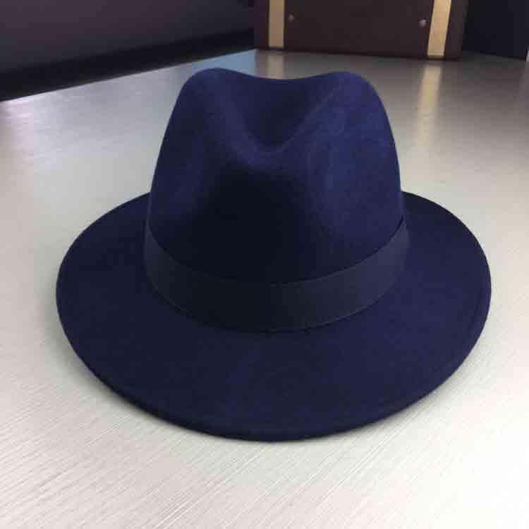 wool felt fedora hat 1