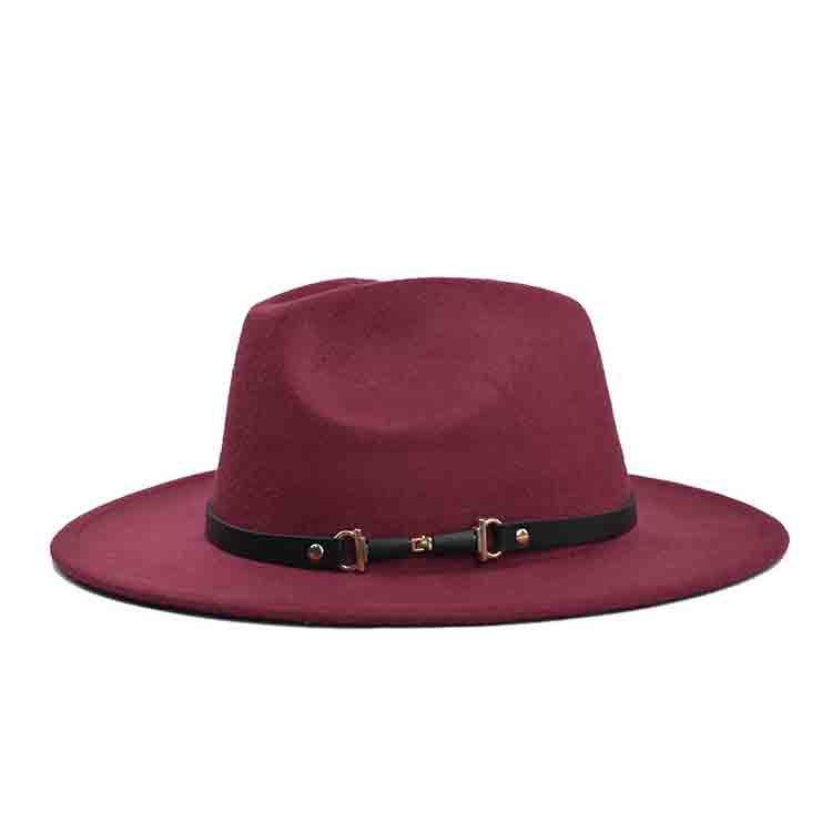 yün keçe disket şapka 1