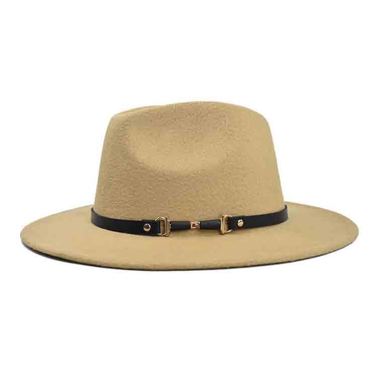 yün keçe disket şapka 2