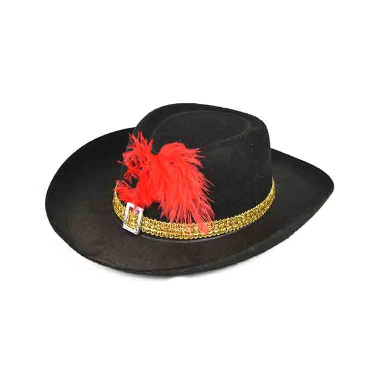 wool womens cowboy hat 1