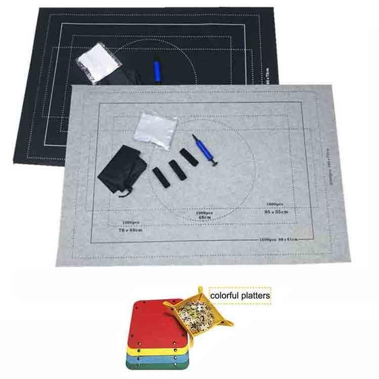 jigsaw puzzle storage mat 5